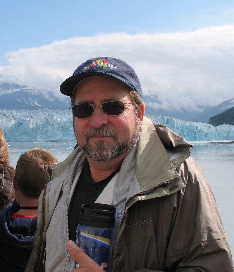 Bryant hubbard glacier
