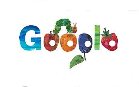 Google doodles spring